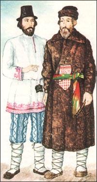 русско народный костюм фото для мальчиков